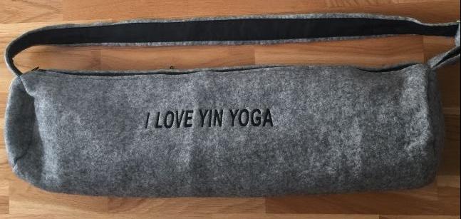 Bag I love Yin Yoga