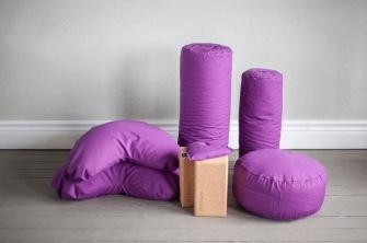 Bolstere purpur
